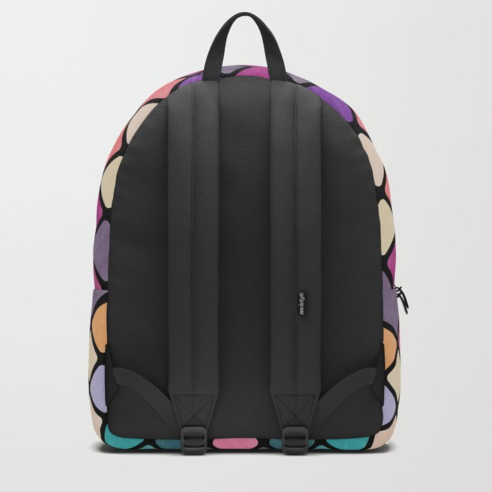 Lovely geometric Pattern XI Backpack