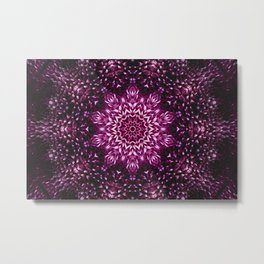 background abstract texture pattern Metal Print
