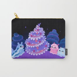 Merry christmas tree worm Carry-All Pouch