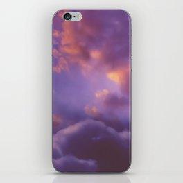Memories of Thunder iPhone Skin