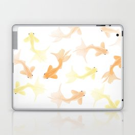 Goldfish pattern Laptop & iPad Skin