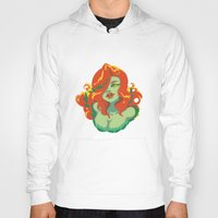 poison ivy Hoodies featuring Poison Ivy by Piano Bandit