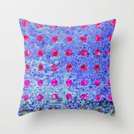 DOT PARTY Throw Pillow
