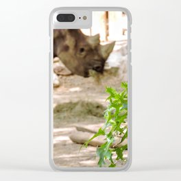 Rhino Munchies Clear iPhone Case