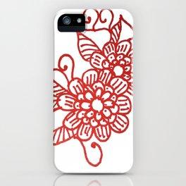 Man-Doodle iPhone Case
