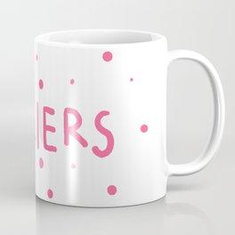 Outliers Coffee Mug