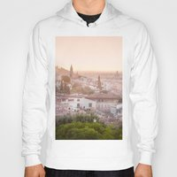 florence Hoodies featuring Florence by ocophoto