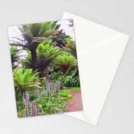 Prehistoric Tree Ferns Stationery Cards