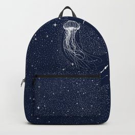 starry jellyfish Backpack