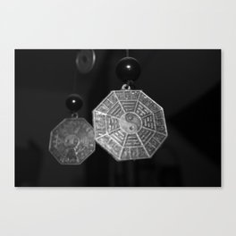 Buddhism Canvas Print