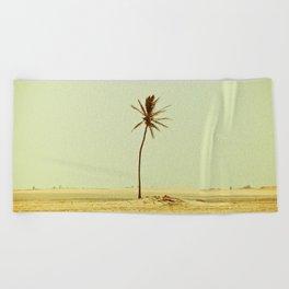 Palmtree Beach Towel