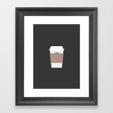 Addict Framed Art Print
