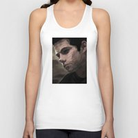 dylan Tank Tops featuring dylan by Finduilas
