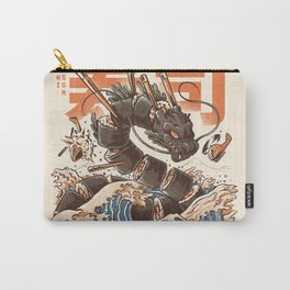 Great Sushi Dragon Carry-All Pouch