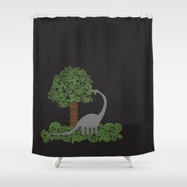 Paisley Loving Bronto Shower Curtain