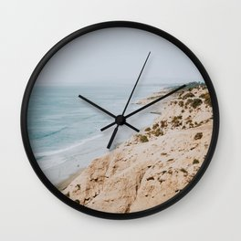 California Coast Wall Clock