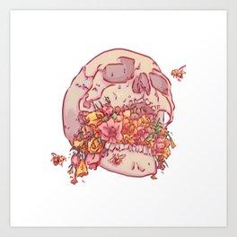 Parfumé Art Print