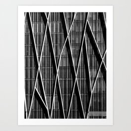 Dark Society Art Print