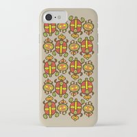 turtles iPhone & iPod Cases featuring Turtles by Olya Yang