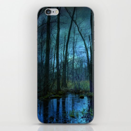 Woodland Twilight iPhone & iPod Skin