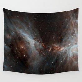 Black Galaxy Wall Tapestry