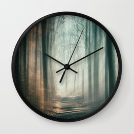 By Dawn's Early Light Wall Clock