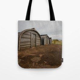 Lindisfarne Offices Tote Bag