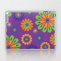 Psychoflower Purple Laptop & iPad Skin