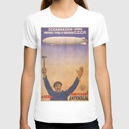 Vintage poster - CCCP T-shirt