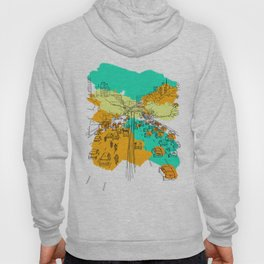 big city Hoody