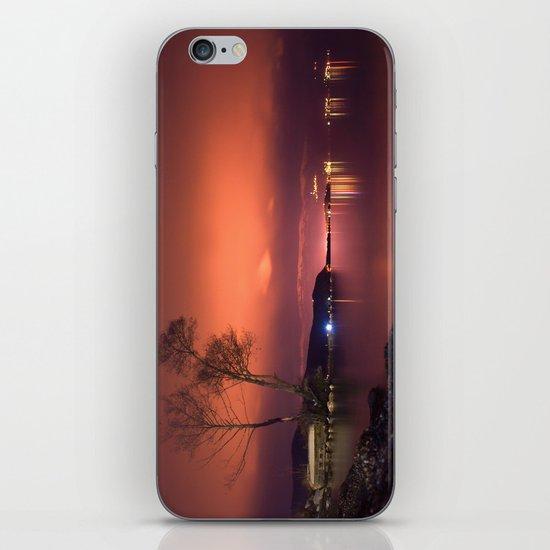 By the Lake iPhone & iPod Skin