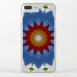 Stank 5 Clear iPhone Case
