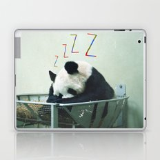 Sleepy Panda Laptop & iPad Skin