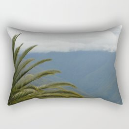 Coroico villa 1 Rectangular Pillow