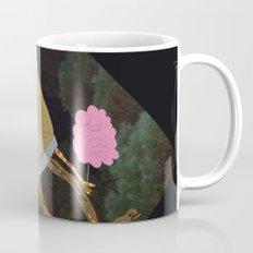 Silence Walks Mug