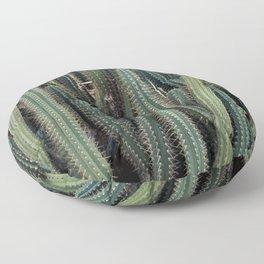 Desert Cacti / Cactus Floor Pillow