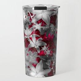 Orchid Galaxy Travel Mug