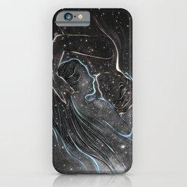 I met you everywhere. iPhone Case