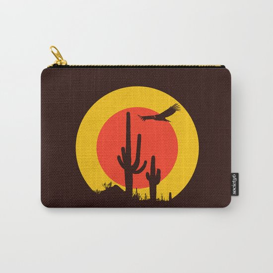 vulture song Carry-All Pouch