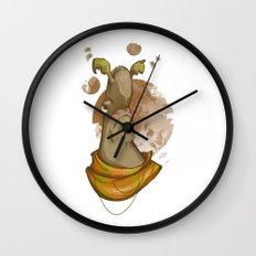 Al the Alien Wall Clock