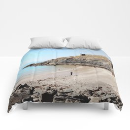Castle on the hill Comforters