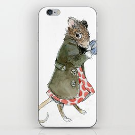 Ms. Mouse iPhone Skin