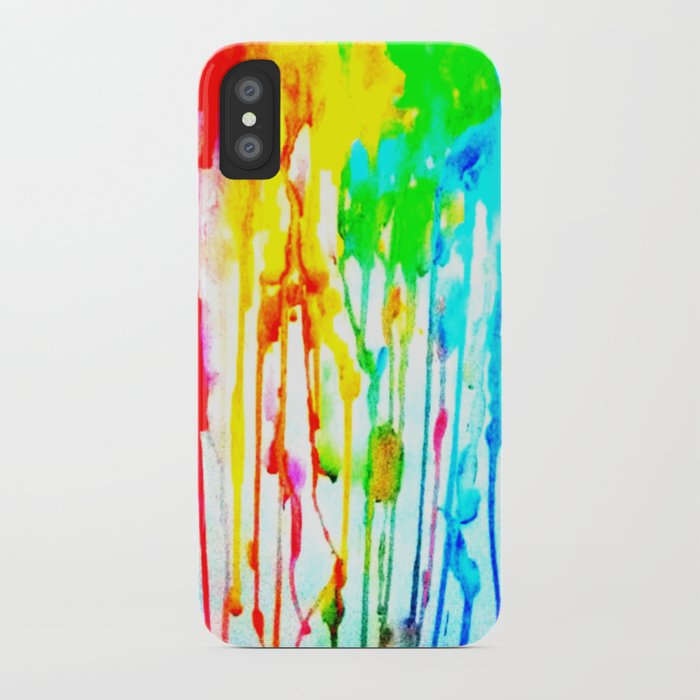 Colors of life : Colors Series 3 iPhone Case