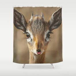 Antelope Lips Shower Curtain