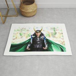 Loki - Ragnarok IV Rug