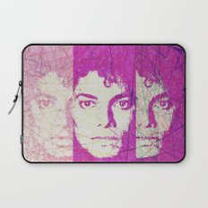 Pop art Michael Laptop Sleeve