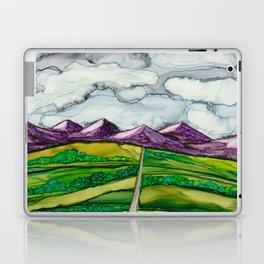 Take Me To The Mountains Laptop & iPad Skin