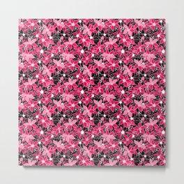 Flower pattern 11 Metal Print