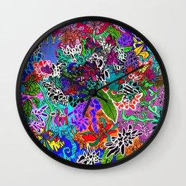 Relentless Wall Clock