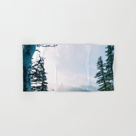 Winter Peace Hand & Bath Towel